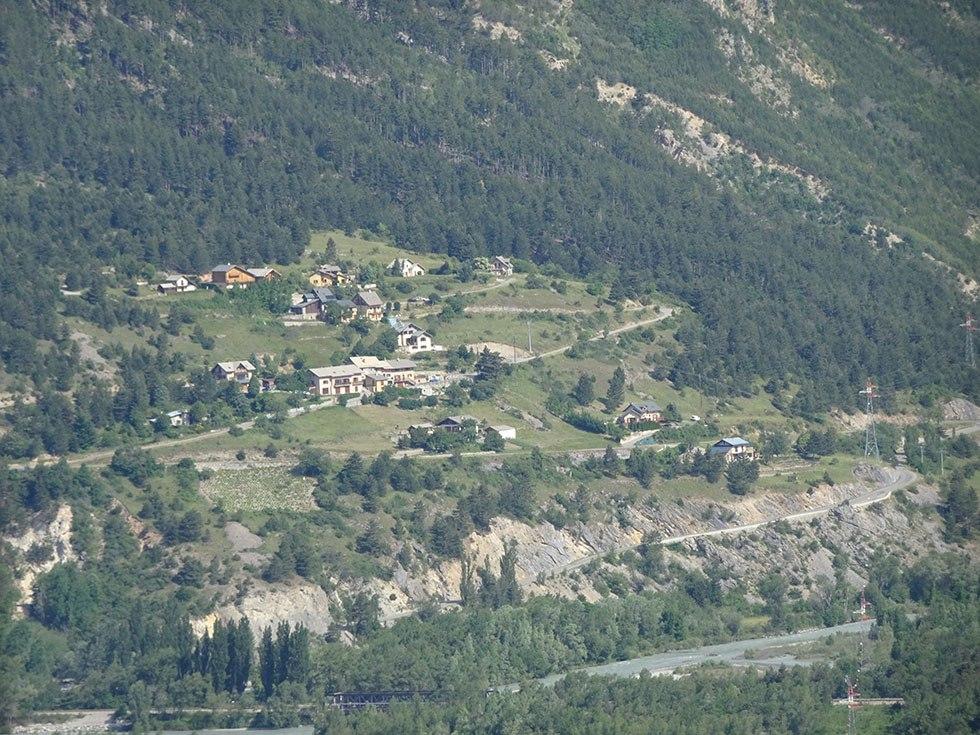 Le hameau du Cros