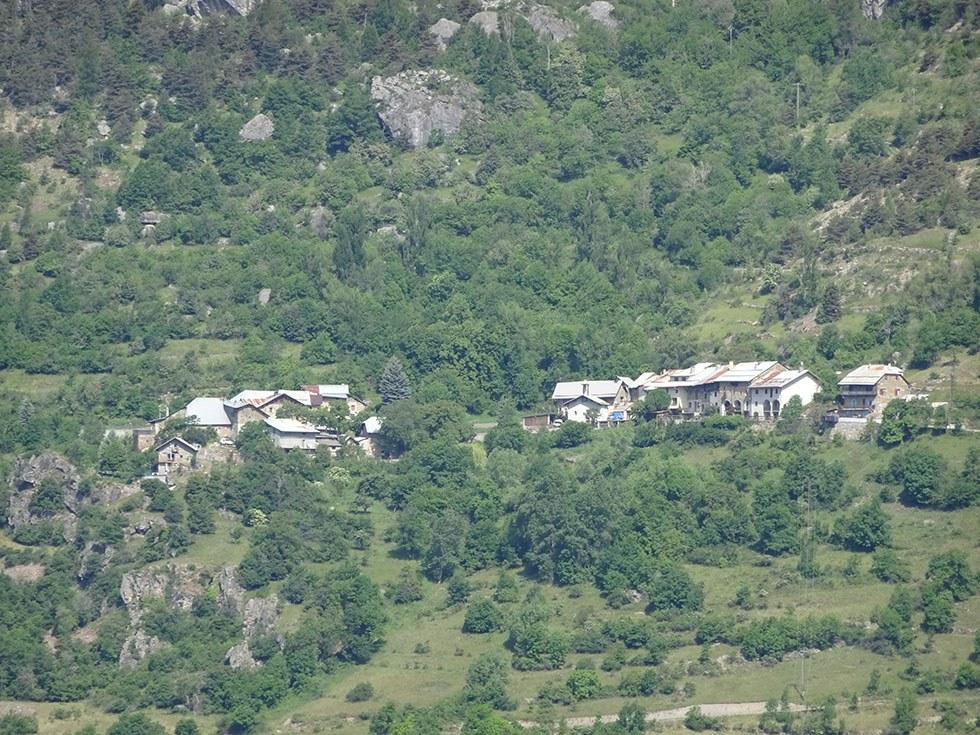 Le hameau des Casses