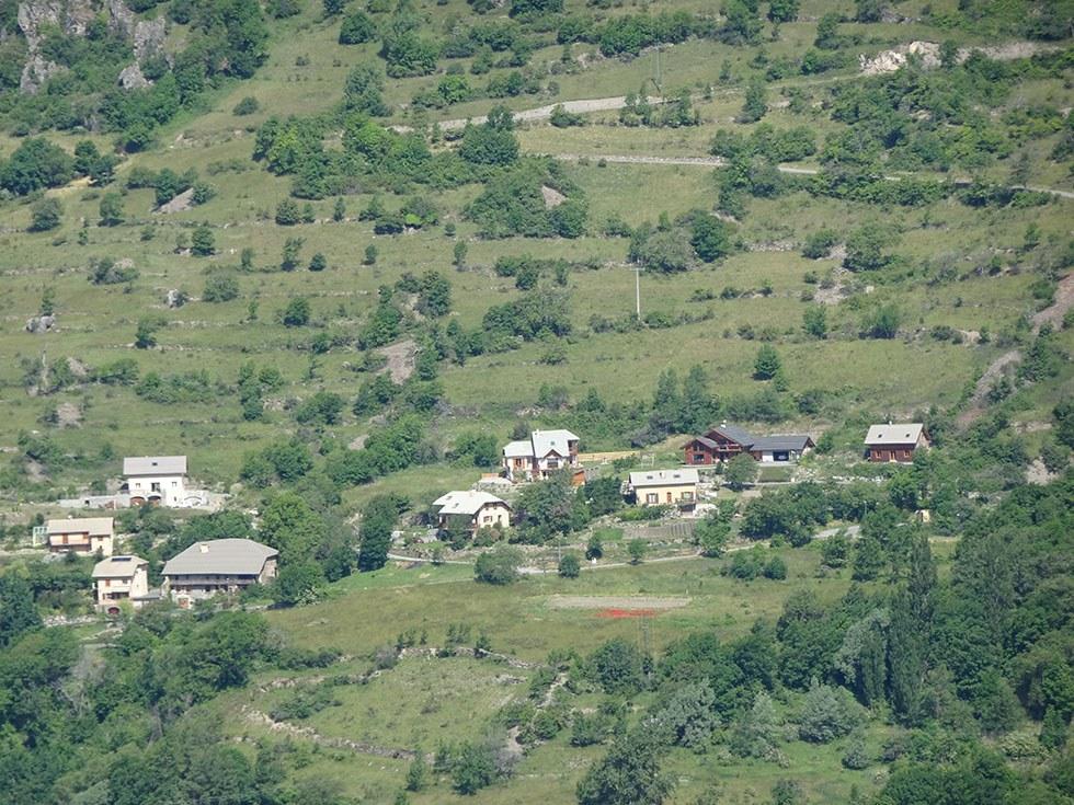 Le nouveau hameau du Goutail