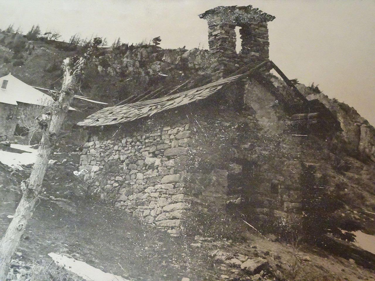 Même la chapelle Saint-Roch de Truchet faillit disparaître.