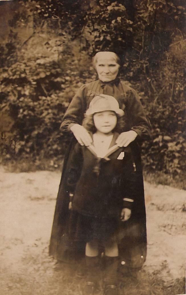 Marie Claudine Muraille mariée avec Joseph Muraille mère de Louis.