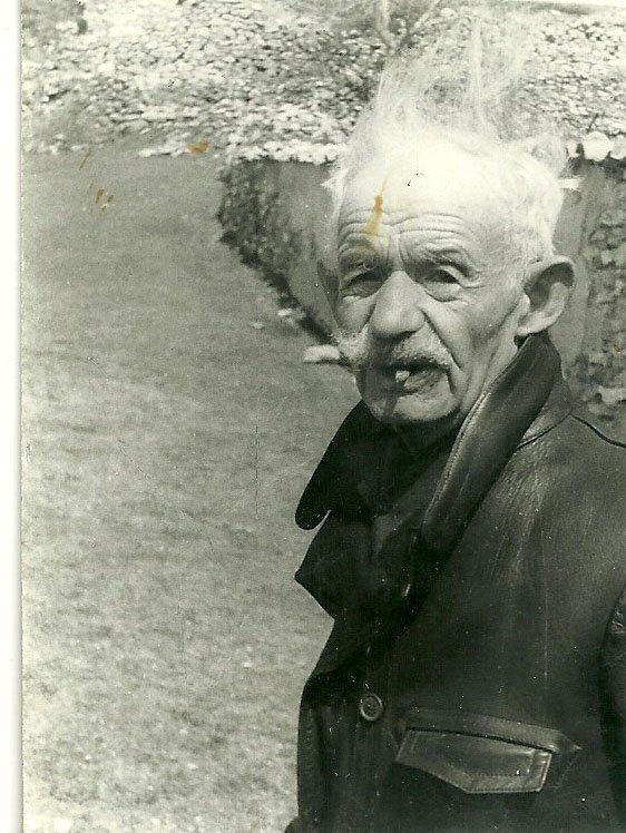 Auguste Cannat en 1973