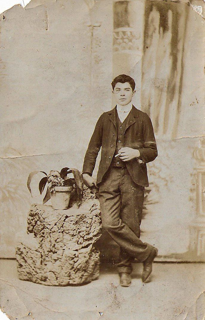 Paul Muraille tué en octobre 1914.