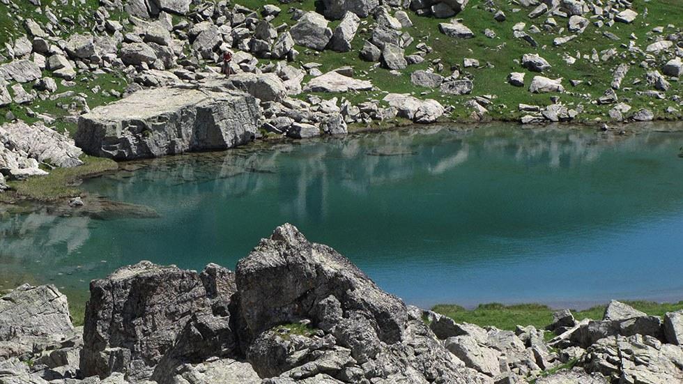 Incontestablement un des grands sites naturels de la Haute Durance