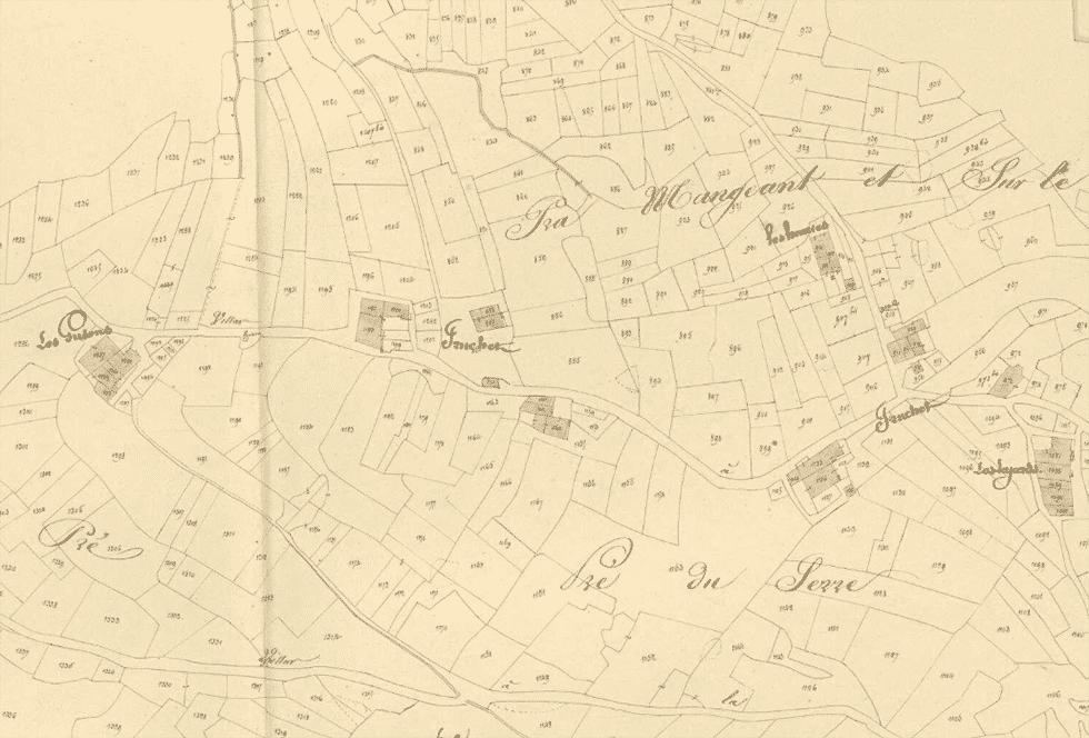 L'exemple du plateau de Truchet dont le vocable a recouvert autrefois et maintenant des lieux bien différents