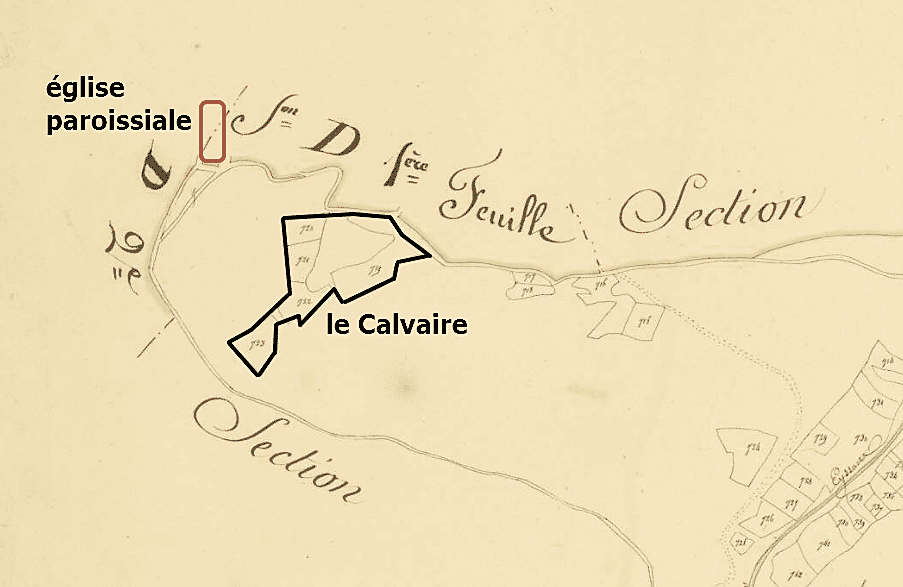 le quartier du Calvaire
