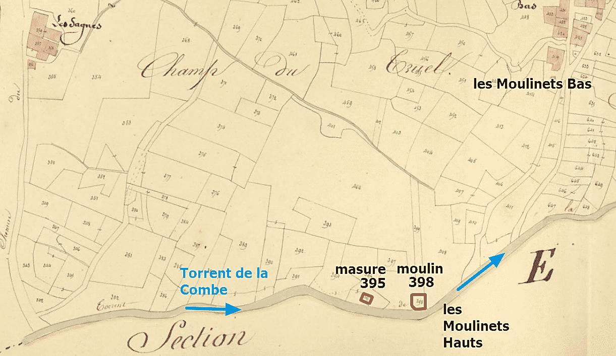 le moulin du Champ du Truel